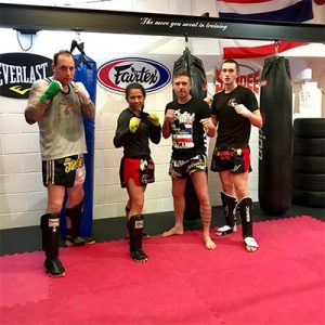 Kickboxing Classes in Crowborough