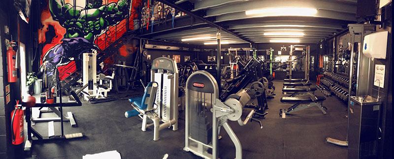 assassins gym